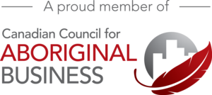 A proud member of the Canadian Council for Aboriginal Business