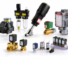 Multiple Solenoid Valves