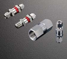 Check, Adjustable Check & Excess Flow Valves