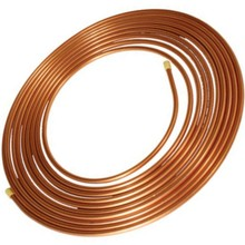 Coiled Copper Tubing
